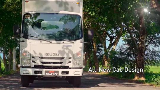 All-new Cab Design
