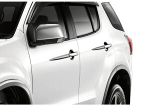 Door Handle Trim Set