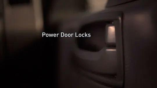 Power Door Locks